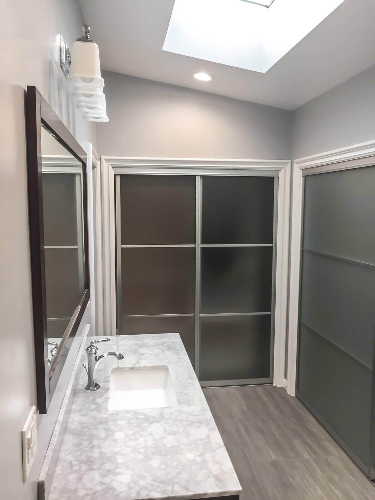 18 - Laraine Project - Los Angeles - Bathroom Remodel Reconfiguration