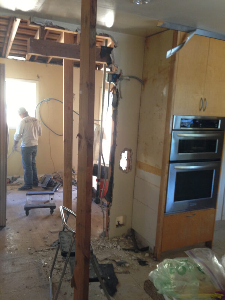 10 - Moorpark Project - Studio City - Complete Kitchen Remodel w Wall Removal