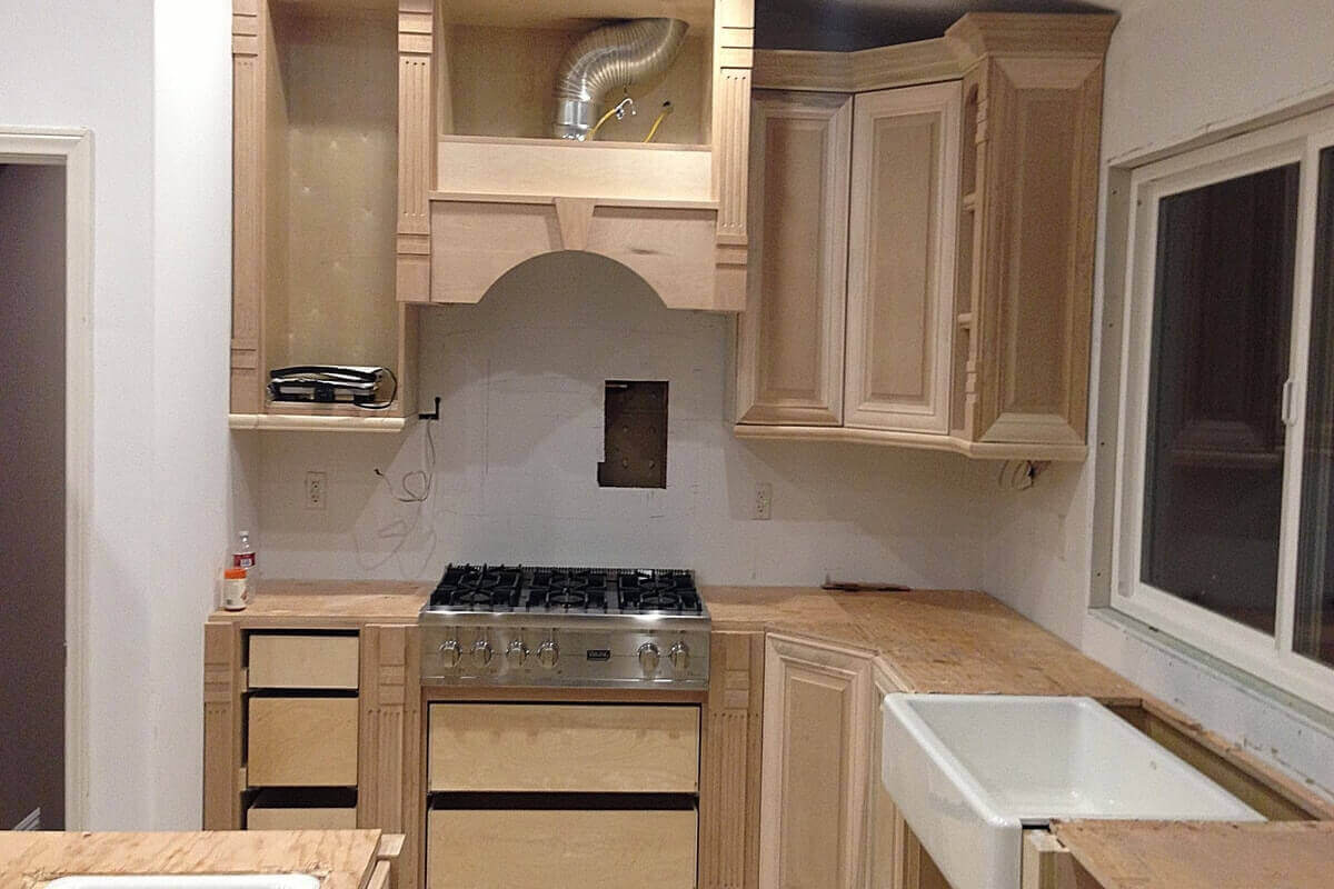 15 - Moorpark Project - Studio City - Complete Kitchen Remodel w Wall Removal